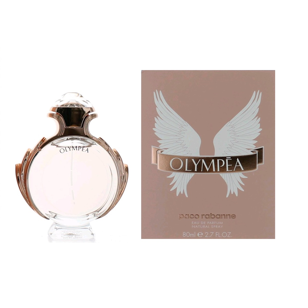 Paco Rabanne Olympea Eau de Parfum Spray 2.7oz 80ml